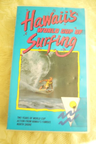 Preisvergleich Produktbild Hawaii's World Cup Surfing [VHS] [UK Import]