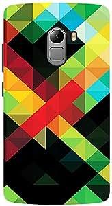 Meetarts Lenovo K4 _D244 Mobile Case for Lenovo K4 Note (Multicolor)