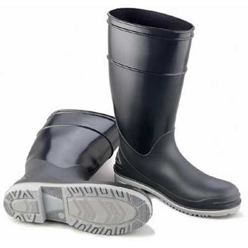 Onguard Industries Size 12 Goliath Black PVC kneeboots