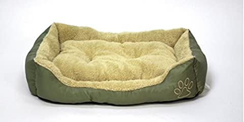 Haustierbett Hundebett Katzenbett Korb Sofa Kissen Decke Hunde Katzen Deko