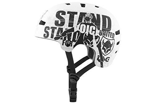 TSG Helm Evolution Art Design Goldbeck, Protest, L/XL, 750035