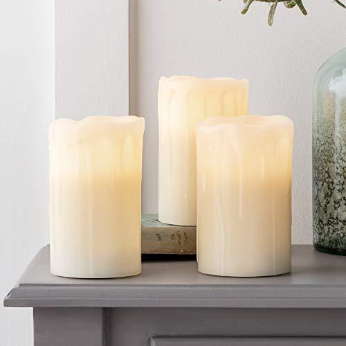 LED-Kerzen Kerzen-Set