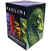 [(Inheritance Cycle 4-Book Trade Paperback Boxed Set (Eragon, Eldest, Brisingr, Inheritance))] [By (author) Christopher Paolini] published on (October, 2012)