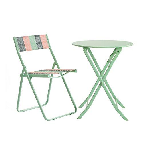 Conjuntos de muebles de jardín Mesas De Hierro Y...
