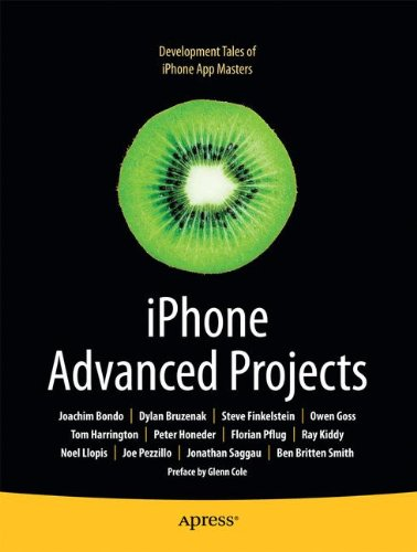 Preisvergleich Produktbild iPhone Advanced Projects (Books for Professionals by Professionals)