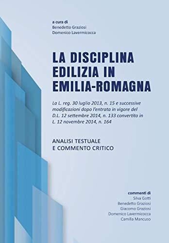 La Disciplina Edilizia in Emilia-Romagna