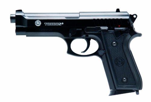 Taurus Softair Pistole PT92 H.P.A. mit Metallschlitten <0,5 Joule, schwarz, 203977