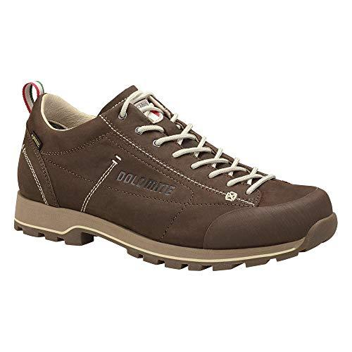 Dolomite Unisex-Erwachsene Zapato Cinquantaquattro Low Fg GTX Trekking-& Wanderhalbschuhe, Dark Brown, 40 2/3 EU