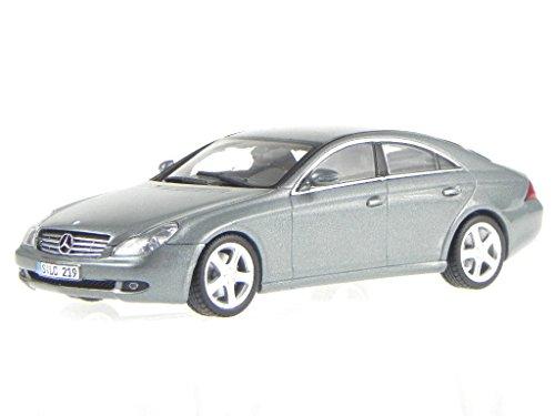 mercedes-c219-cls-klasse-perlit-grau-modellauto-143