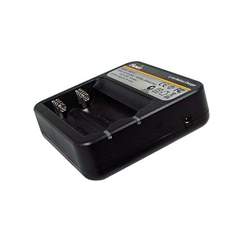 Fenix CARICABATTERIE Carica batterie per batterie ricaricabili 18650 Li-ion - UKsportsOutdoors