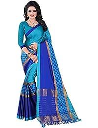 ANNI DESIGNERSilk Saree with Blouse Piece