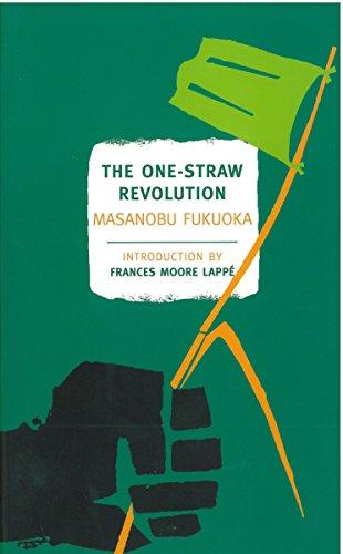 The One-Straw Revolution (New York Review Books Classics) por Masanobu Fukuoka