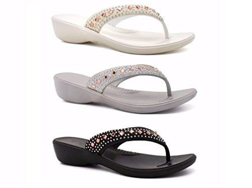 Ubershoes, Sandali donna Black