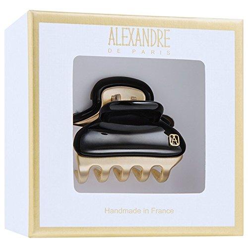 Alexandre Pince Vendôme 45 schwarz Geschenkebox - De Alexandre Paris