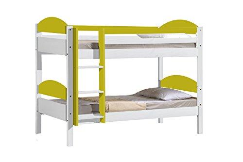 Verona Design, letto a castello Maximus, altezza singolo letto 0,9 m ...