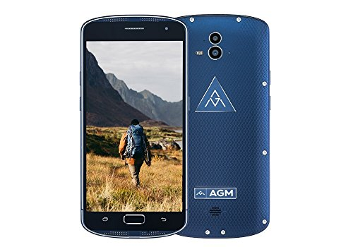agm-x1-ip68-waterproof-64gb-rom-4gb-ram-5400mah-dual-camera-qualcomm-octa-core-rugged-otg-nfc-finger