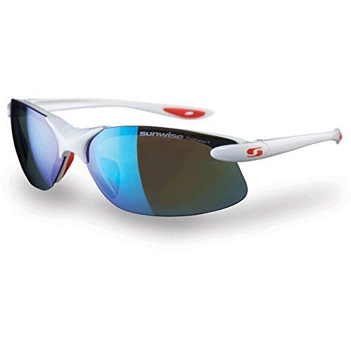 Lunettes de soleil lunettes de plaisir Cube Blanche 17 kQxQMzd8