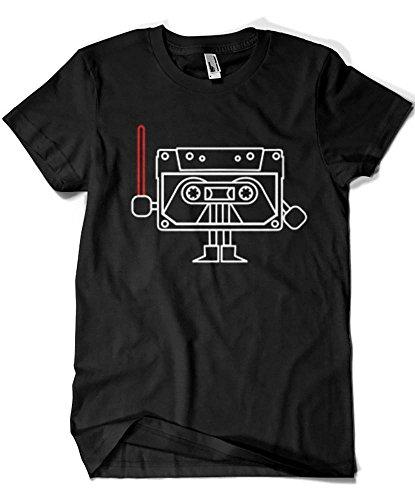 4126-Camiseta Premium, Dark-Cassette