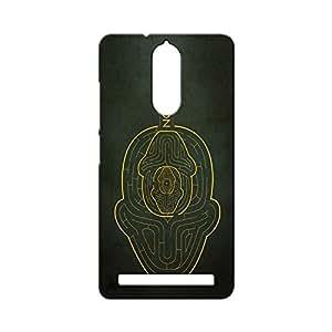 BLUEDIO Designer Printed Back case cover for Lenovo K5 Note - G3191