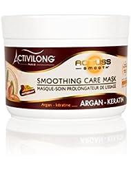 Activilong Actiliss Smooth Masque Soin Prolongateur de Lissage Argan Bio et Kératine 200 ml