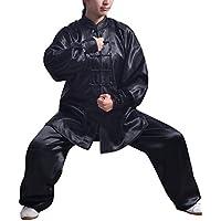ShiFan Tradicional Ropa De Tai Chi Artes Marciales Chándales Kung Fu Traje Unisex