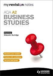 My Revision Notes: AQA A2 Business Studies