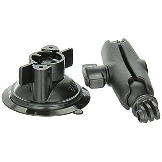 Ram-Mount-Drehen-Verschlieen-Saugfuhalterung-Mit-25cm-Kugel-GoPro-Hero-Adapter