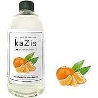 Kazis I Mandarine Raum-Duft I Passend für Alle katalytischen Lampen I Parfums de Maison I Nachfüll-Öl (Refill)... preisvergleich bei billige-tabletten.eu