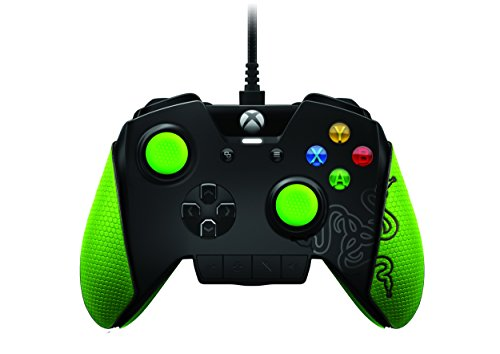Razer Wildcat - eSports Customizable Premium Controller for Xbox One and Windows 10 PC - 4 Programmable Buttons by Razer