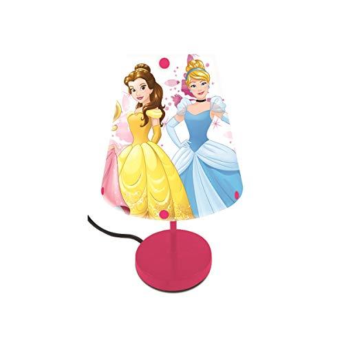 httischlampe, Farbe Dekoratives Licht mit Disney Princess ()