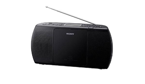 Sony Zs Pe40cp Vertikaler Radio Cd Player 3 Jahre Elektronik