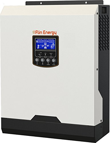 FlinSlim Lite Solar Hybrid Inverter - 3kVA / 2400W, 24V