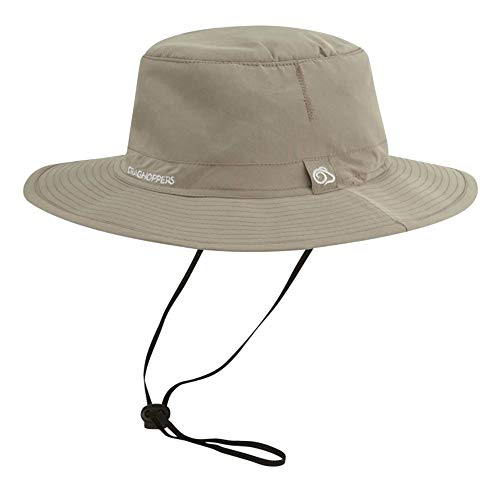 Craghoppers Mens NosiLife Busch Hut (M/L) (Kiesel)