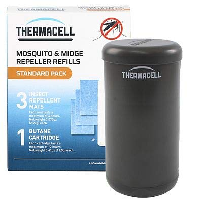 Thermacell Halo Mini Patio Shield and Refill Bundle