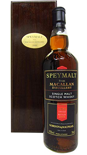 Macallan - Speymalt - 1950 55 year old Whisky