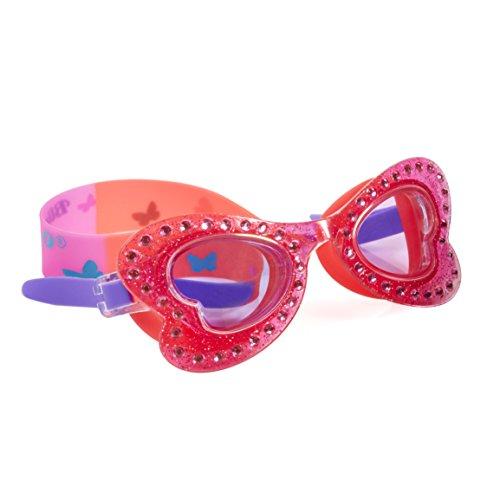 Bling2O Gafas de natación para Las niñas–Mariposa Gafas de natación