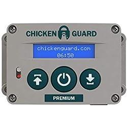 ChickenGuard Premium Portier Automatique Pour Poulailler