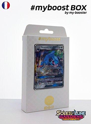 Coffret #myboost METALOSSE GX 85/145 - Soleil et Lune 2 - 10 cartes Pokemon francaises