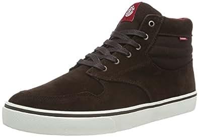 Element Herren Topaz C3 Mid Sneakers, Braun (138 Walnut), 43 EU