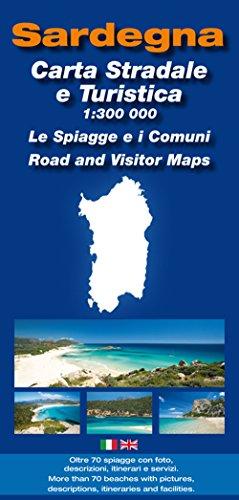 Cartina Sardegna stradale e turistica 1:300.000 por Enrico Spanu