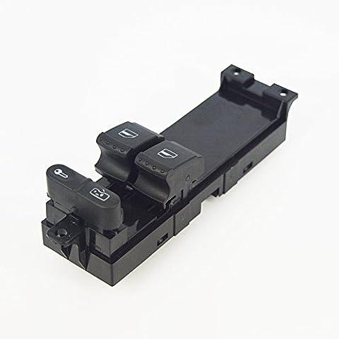 Interruptor De La Ventana Control Principal Panel Del Lado Del Conductor Del Coche Para VW Golf MK4 2 Puertas