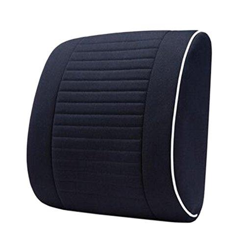 Blancho Coussin de voiture de coussin arrière élégant/soutien de taille de coussin de chaise de bureau #07
