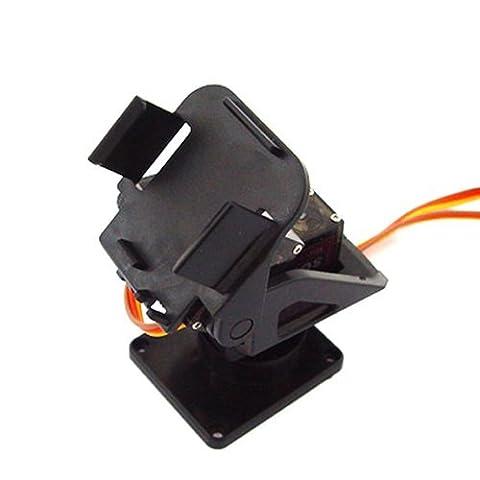 PT Pan/Tilt Camera Platform Anti Vibration Camera Mount RC FPV 9g 12g Servo