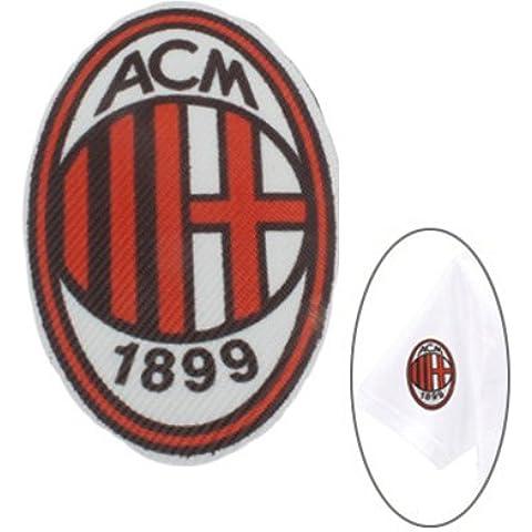 Acm 1899 Squadra Di Calcio Milan Distintivo Stile Personalizzato Cerotto Tessuto Abbigliamento Collegato