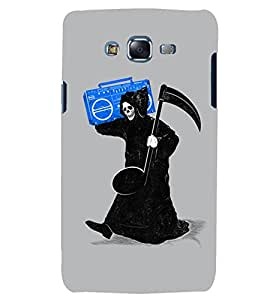 PRINTSHOPPII CAR Back Case Cover for Samsung Galaxy J5::Samsung Galaxy J5 J500F