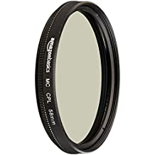 AmazonBasics - Filtro polarizador circular - 58mm 4e43289aa1