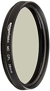 AmazonBasics - Polarizzatore circolare - 58mm