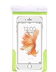 KUN PENG SHOP Sac à main imperméable pour téléphone portable Écran tactile à cordon universel Ensemble de plongée avec étanchéité A+