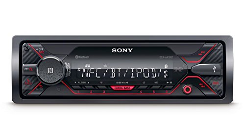 Sony DSX-A410BT (Bild: Amazon.de)