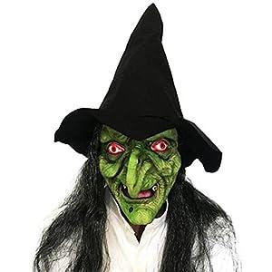 HanOBC Máscara de bruja vieja